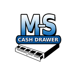 MS CASH DRAWER logo