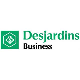 DESJARDINS BUSINESS logo