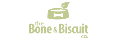 the bone and biscuit company logo